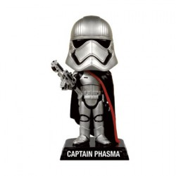 Figur Star Wars Episode VII - The Force Awakens Captain Phasma Wacky Wobbler Funko Online Shop Switzerland