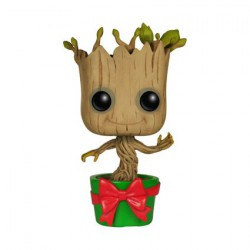 Pop! Guardians of the Galaxy Holiday Dancing Groot (Vaulted)