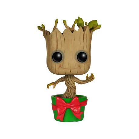 Figur Pop! Guardians of the Galaxy Holiday Dancing Groot (Rare) Funko Online Shop Switzerland