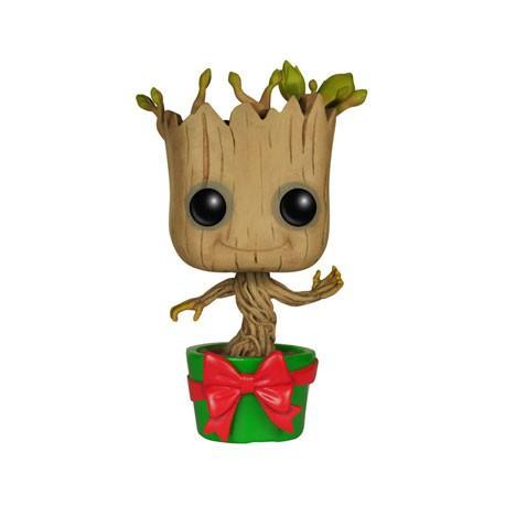Figur Pop! Guardians of the Galaxy Holiday Dancing Groot (Vaulted) Funko Online Shop Switzerland