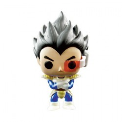 Pop! Dragonball Z Mettalic Vegeta (Rare)