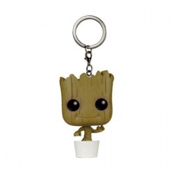 Pop! Pocket Keychains Guardians of the Galaxy Dancing Groot