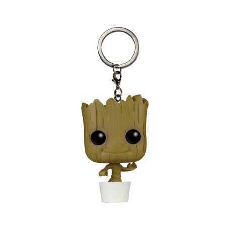 Figur Pop! Pocket Keychains Guardians of the Galaxy Dancing Groot Funko Online Shop Switzerland