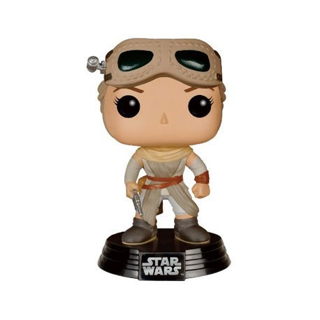 Figur Pop Star Wars Episode VII - The Force Awakens Rey with Goggles Funko Online Shop Switzerland
