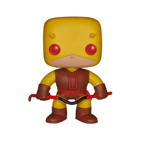 Figur Pop! Yellow Daredevil Limited Edition Funko Online Shop Switzerland
