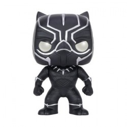Figur Pop! Marvel Captain America Civil War Black Panther (Vaulted) Funko Online Shop Switzerland