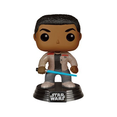 Figur Pop! Star Wars The Force Awakens Finn with Lightsaber Funko Online Shop Switzerland