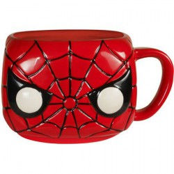 Figur Funko Pop Mug Marvel Spiderman Funko Online Shop Switzerland