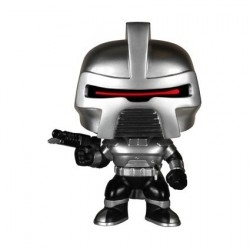 Figur Pop! TV BattleStar Galactica Cylon Centurion (Vaulted) Funko Online Shop Switzerland