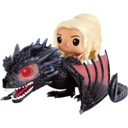Pop! Game of Thrones Daenerys and Drogon