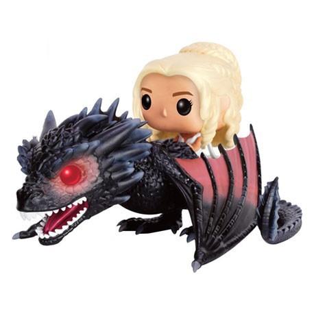 Figur Pop! Game of Thrones Daenerys and Drogon Funko Online Shop Switzerland
