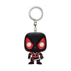 Figurine Pop! Pocket Keychains Marvel Black Deadpool Funko Boutique en Ligne Suisse