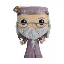 Figur Pop! Harry Potter Albus Dumbledore with Wand (Rare) Funko Online Shop Switzerland