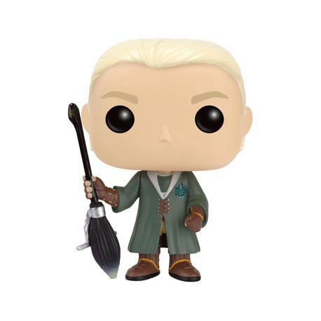 Figur Pop! Movies Harry Potter Quidditch Draco Malfoy Limited Edition Funko Online Shop Switzerland