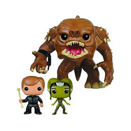 Figur Pop Star Wars Rancor Pit 3 pack Limited Edition Funko Online Shop Switzerland