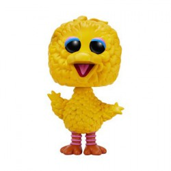 Pop! 15 cm Sesame Street Big Bird