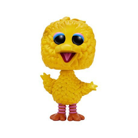 Figur Pop! 15 cm Sesame Street Big Bird Funko Online Shop Switzerland