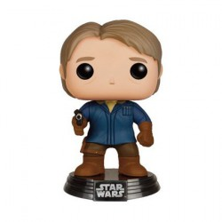 Pop! Star Wars The Force Awakens Han Solo in Snow Gear Limited