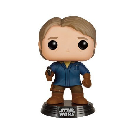 Figur Pop! Star Wars The Force Awakens Han Solo in Snow Gear Limited Edition Funko Online Shop Switzerland