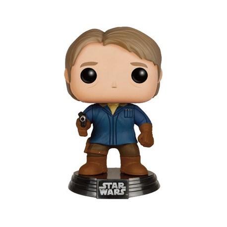 Figur Pop! Star Wars The Force Awakens Han Solo in Snow Gear Limited Funko Online Shop Switzerland