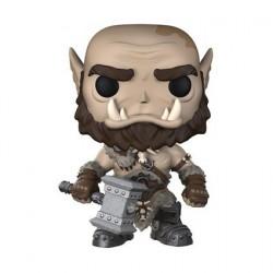 Figurine Pop Film Warcraft Orgrim (Rare) Funko Boutique en Ligne Suisse