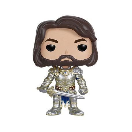 Figur Pop Movies Warcraft King Llane (Vaulted) Funko Online Shop Switzerland