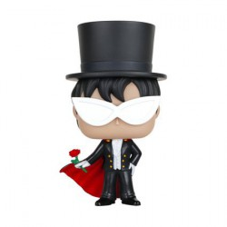Figur Pop! Anime Sailor Moon Tuxedo Mask (Vaulted) Funko Online Shop Switzerland