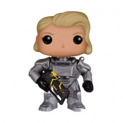 Pop! Games Fallout Female Warrior In Power Armor Limitierte Auflage
