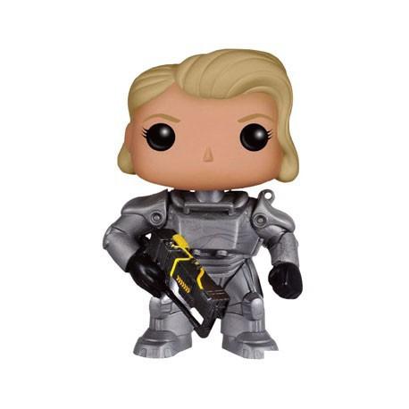 Figur Pop! Games Fallout Female Warrior In Power Armor Limited Edition Funko Online Shop Switzerland