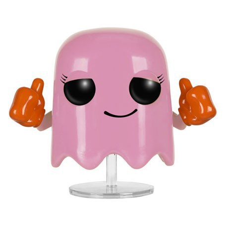 Figur Pop Games Pac Man Pinky Funko Online Shop Switzerland