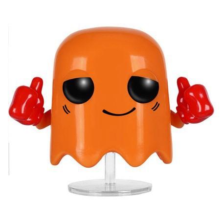 Figur Pop Games Pac Man Clyde Funko Online Shop Switzerland