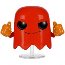 Pop Games Pac Man Blinky