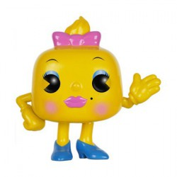 Pop! Games Pac Man Ms Pac Man