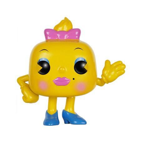 Figurine Pop! Games Pac Man Ms Pac Man Funko Boutique en Ligne Suisse