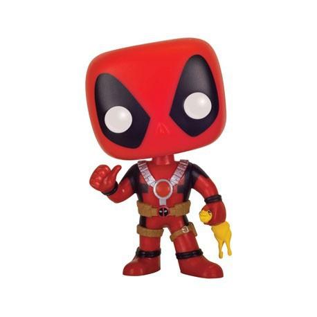 Figur Pop! Marvel Deadpool with Rubber Chicken Limited Edition Funko Online Shop Switzerland