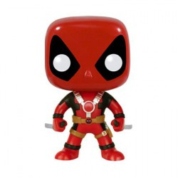 Figur Pop Marvel Deadpool Two Swords Funko Online Shop Switzerland