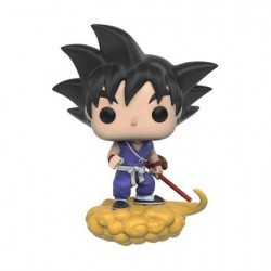 Figur Pop! Dragon Ball Goku And Flying Nimbus (Rare) Funko Online Shop Switzerland