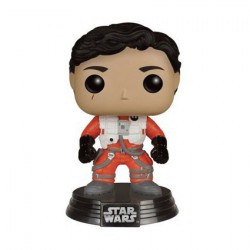 Figur Pop! Movies Star Wars The Force Awakens Poe Dameron without Helmet limited edition Funko Online Shop Switzerland