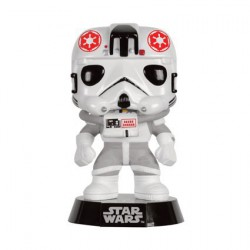 Pop! Movies Star Wars AT AT Driver Edition Limitée