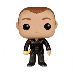 Pop! TV Doctor Who Ninth Doctor With Banana Edition Limitée