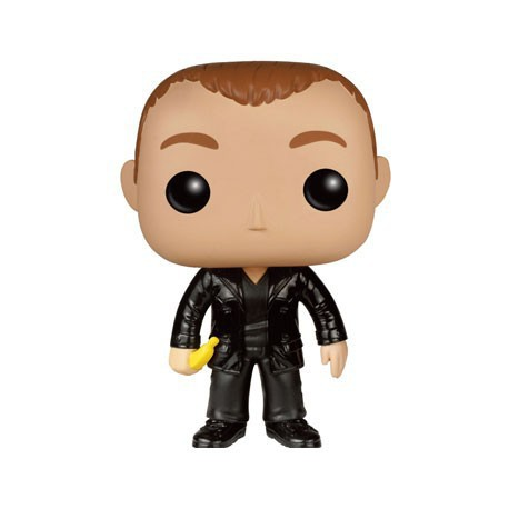 Figur Pop! TV Doctor Who Ninth Doctor With Banana Limited Edition Funko Online Shop Switzerland