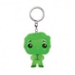 Pop! Pocket Keychains Glow In The Dark Fallout Vault Boy