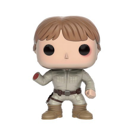 Figur Pop Movies Star Wars Luke Skywalker Bespin Encounter Limited Funko Online Shop Switzerland