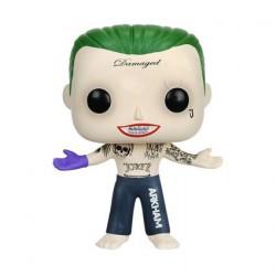 Figurine Pop! DC Suicide Squad The Joker (Rare) Funko Boutique en Ligne Suisse