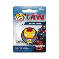 Funko Pop Pins Iron Man