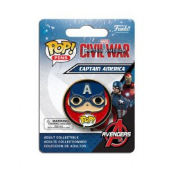 Figur Funko Pop Pins Captain America Funko Online Shop Switzerland