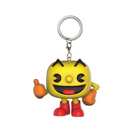 Figur Pocket Pop Keychains Pac Man Funko Online Shop Switzerland