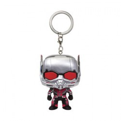 Pocket Pop Keychains Captain America III Civil War Ant Man
