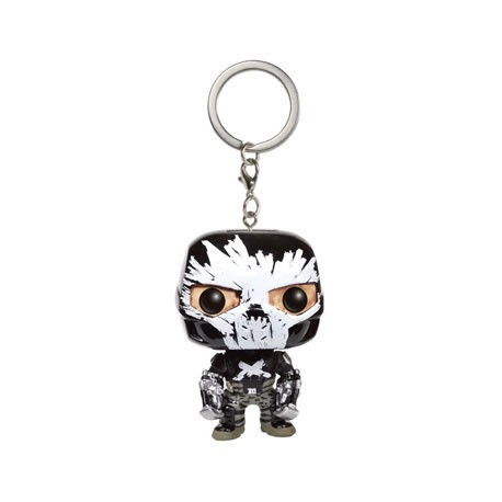 Figur Pocket Pop Keychains Captain America III Civil War Crossbones Funko Online Shop Switzerland