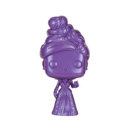 Figurine Pop! TV Once Upon A Time Regina Purple Metallic Edition Limitée Funko Boutique en Ligne Suisse